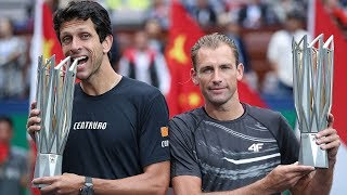 Highlights: Melo & Kubot Win Shanghai 2018 Doubles Title