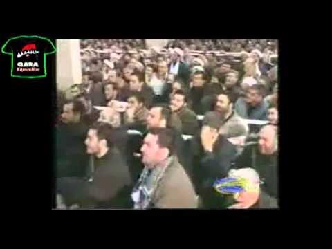 Azeri Meddahlar Ayatullah Xamneyi Aga qarşisinda-Mersiye