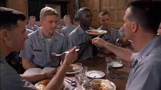The Lords of Discipline: Mess Hall Scene thumbnail