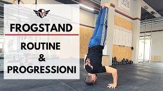 FrogStand - Routine in Progressione - Forza, Controllo, Equilibrio