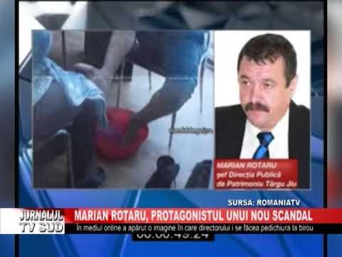 Marian Rotaru Protagonistul Unui Nou Scandal Youtube