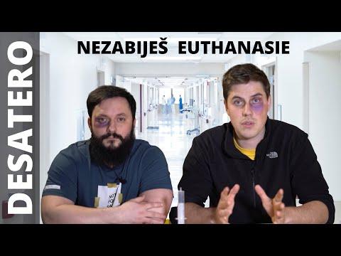 Desatero 06: Nezabiješ - Euthanasie 💉💀🚫
