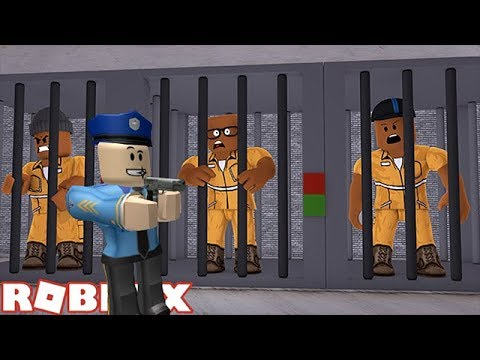 LIFE IN PRISON IN ROBLOX (ROBLOX JAILBREAK ROLEPLAY)
