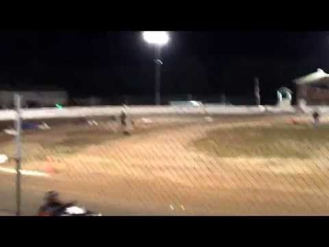 Snydersville Raceway Briggs Stock Light FH325 FEATURE Race 2014-9-19