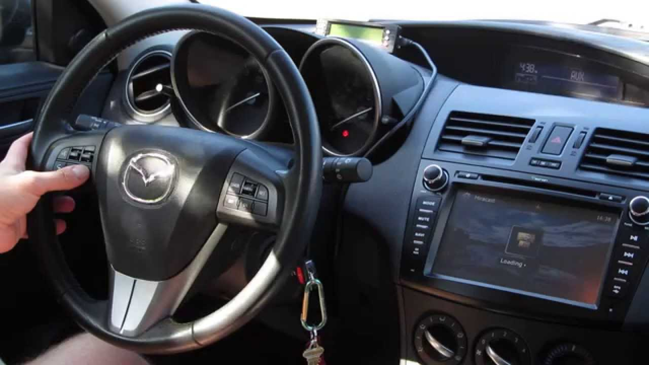 Eonon GM5163 Installation Video - 2012 Mazda 3 Skyactiv