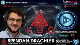 Mars Colony, Life On Europa, Exoplanets, Our Cosmic Origin with Brendan Darchler, Astrophysicist
