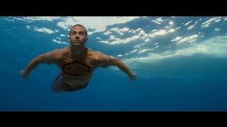 Задержка Дыхания ... отрывок из фильма (Добро Пожаловать в Рай/Into The Blue)2005