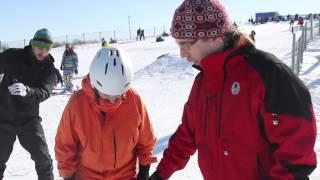 HOW TO... Как встать на лыжи. BIKE CENTER и КЗО