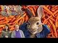 Peter Rabbit Trailer #2  2018  - Reaction And Review