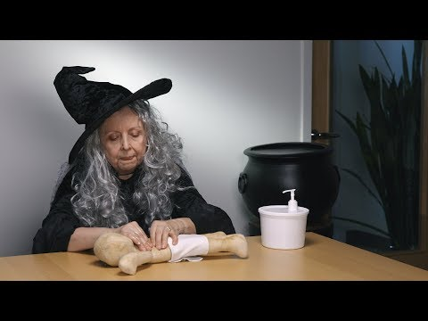 Actually Kind Of Nice: Witch Gives Voodoo Doll Massage thumbnail