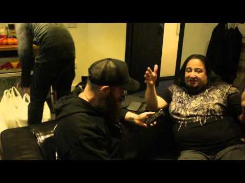 Fear Factory Interview 2015