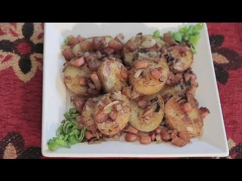 C mo cocinar papas fritas con tocino ideas para el brunch youtube - Ideas para cocinar ...