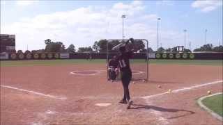 Lauryn Barrientos- Outfield, LH Hitter/Slapper - Grad 2016