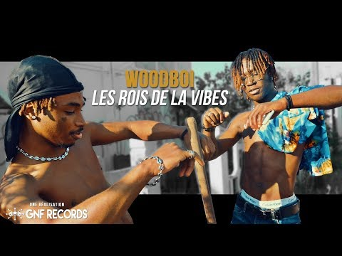 The WoodBoi - Les Rois de la Vibes (Clip officiel) #Vibes