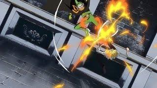 Power Ranger Yonji x Sanji Canelinha de Ferro - Análise Mil Grau