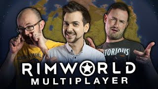 Colonising Our New World! | RimWorld Multiplayer