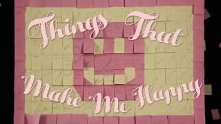 GSPeaks: Things That Make Me Happy