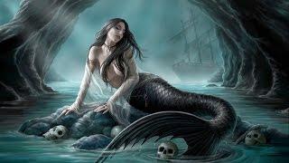 Русалки и сирены правда или вымысел Девушки с рыбьими хвостами Земля Территория загадок