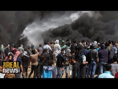 Why is Israel Threatened by Unarmed Gaza Protesters? (Part 2/2)