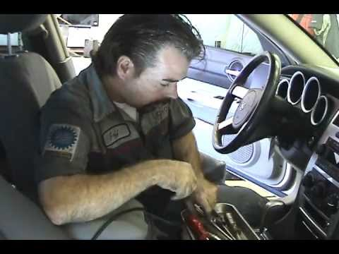 DODGE CHARGER / MAGNUM STUCK IN PARK FIX / Ask Jeff Williams - YouTube