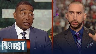 Cris and Nick react to the Packers dealing Montgomery and Clinton-Dix   NFL   FIRST THINGS FIRST