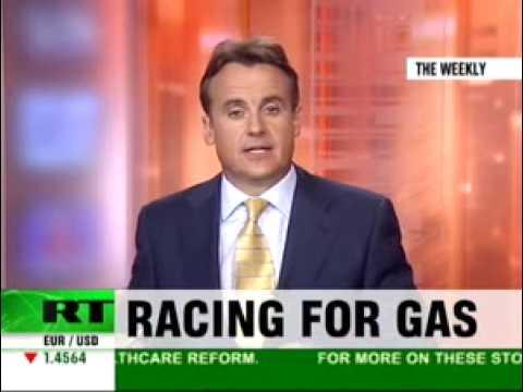 Russia, Turkmenistan to develop Caspian gas fields - RT 091309