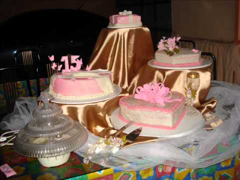 Arte Decorativo Pasteles de 15 años..wmv - YouTube