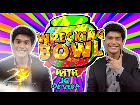Part 1 JC De Vera answers questions from the Wrecking Bowl