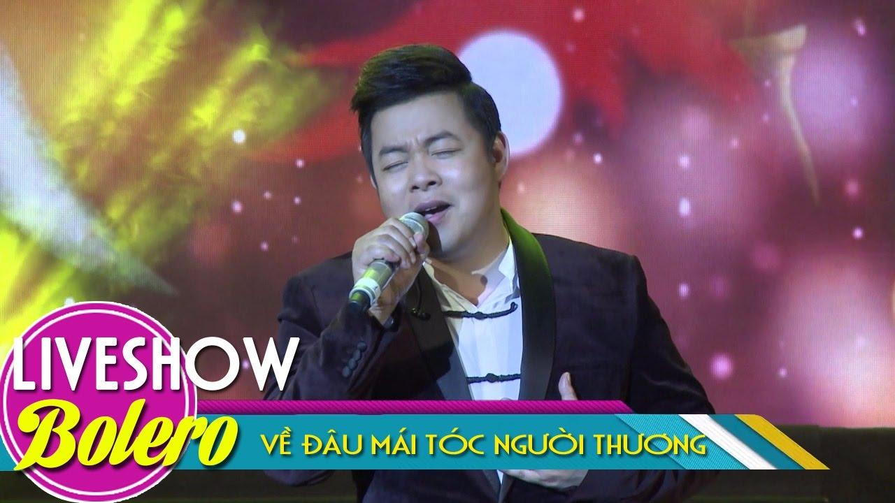Về Đâu Mái Tóc Người Thương - Quang Lê Bolero | MV FULL HD