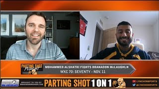 Mohammed Alshatri talks WXC 70 Matchup and Wants on Contender Series Next