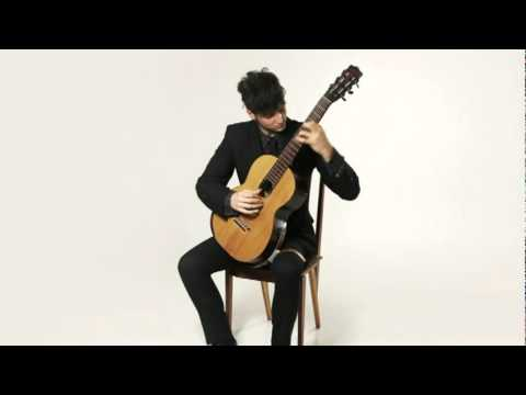 Caprice No. 24 by Niccolo Paganini Track No.4 Tom Ward Guitar Recital