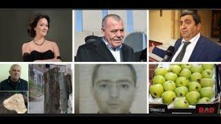Ադրբեջանական խնձորից մինչև թուրքանման ու «ռեմբո» հայեր,համեստ մտավորականից մինչև անհամեստ մտնողներ