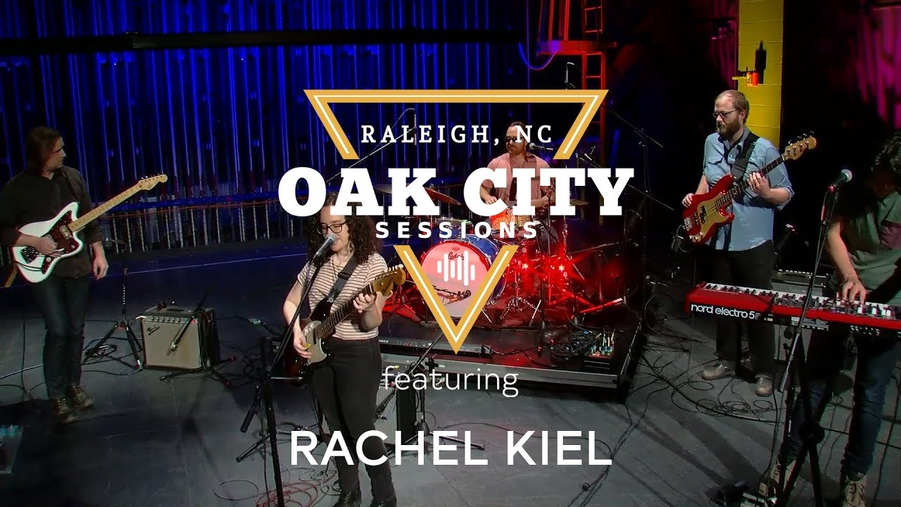 Oak City Sessions 2019 Rachel Kiel