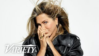 'Friends' Star Jennifer Aniston Talks Her New Apple Series 'The Morning Show'