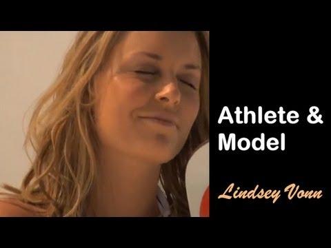 ☼ Lindsey Vonn Skier & Model