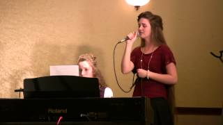 In Christ Alone (Natalie Grant Cover)