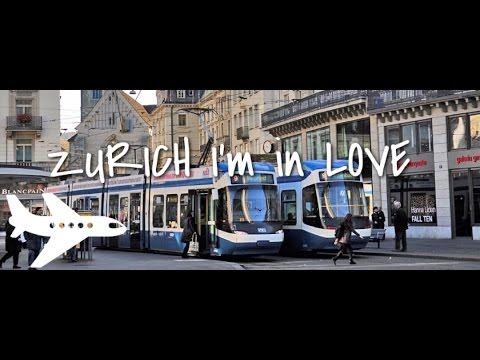Things to do in Zurich | travel vlog