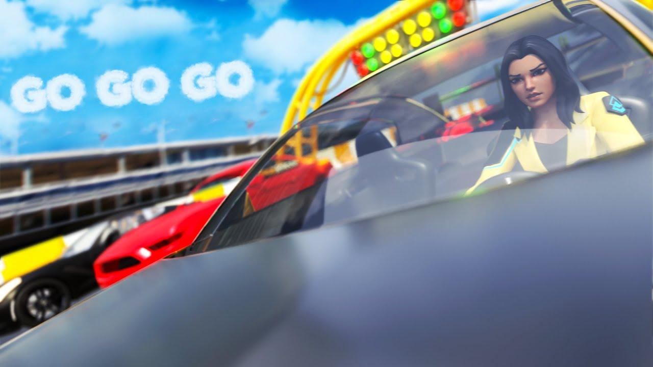 Go Go Go 🏎 (Fortnite Montage)
