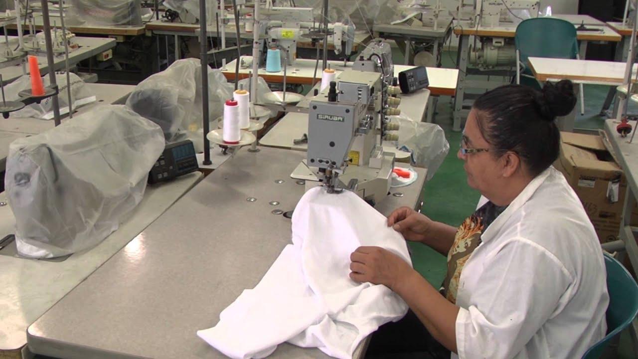 Confección Industrial - SENA Regional Tolima - YouTube