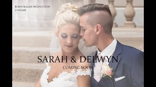 Sarah and Del Wedding Teaser - Iowa City Wedding Videographer