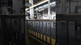 E6 こまち 盛岡発車