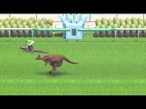 JAPAN WORLD CUP 3 アニマル国際直線 コンコン
