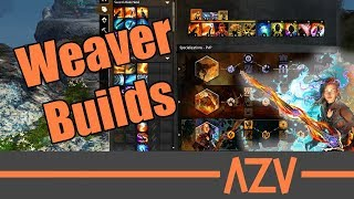 I cover two builds and their ability/attunement rotations for the W...