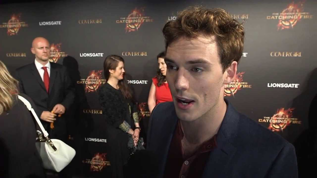 The Hunger Games: Catching Fire - Sam Claflin - YouTube