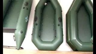 Надувные лодки THUNDER