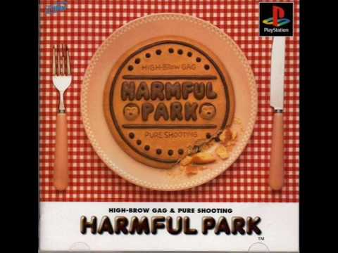 Harmful Park ost - A Giant Girl in the Auto-Cinema