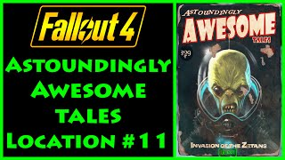 Fallout 4 - Astoundingly Awesome Tales - Hubris Comics - 4K Ultra HD