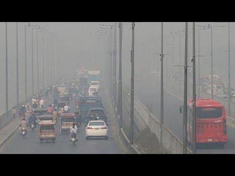 منظمة الصحة العالمية: تلوث الهواء يقتل 7 ملايين شخص سنويًا …  - 16:55-2021 / 9 / 22