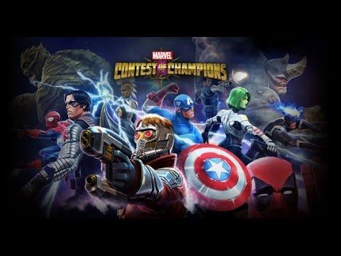 Marvel Битва чемпионов Contest of champions VK