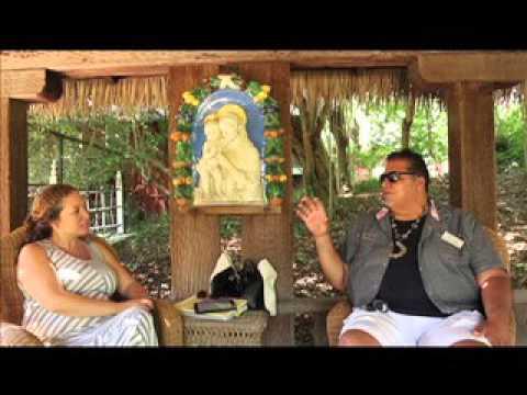 Craig speaks about Indigenous Island communities